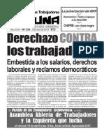 Tribuna de los Trabajadores Nº 338 Abril del 2013