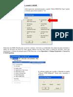 Traçar perfil de elevação usando o 3DEM