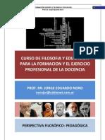 201. CURSO DE FILOSOFIA DE LA EDUCACION (OTRA VERSION)