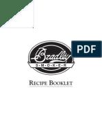 Bradley Smoker Recipe Book