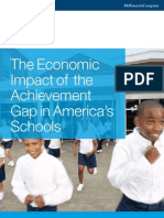 Achievement Gap Report