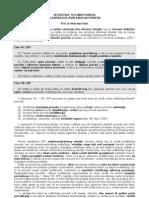Sudska Medicina - Klasifikacija i Kvalifikacija Povreda