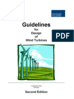 Wind Turbines Guidelines for Design