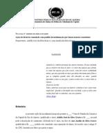 Parecer - MP - Familia - Alexsandra - Correto