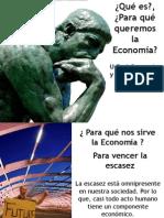 Para Que Sirve La Economia