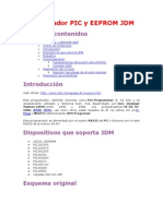 Programador Pic y Eeprom Jdm