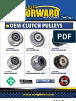 WAI Clutch Pulley