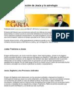 Josengarcia.com-La Muerte y Resurreccin de Jess y La Astrologa