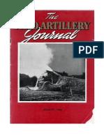 Field Artillery Journal - Aug 1944