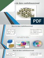 Base de Datos Multidimensional