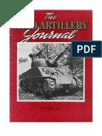 Field Artillery Journal - Oct 1944