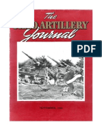 Field Artillery Journal - Nov 1944