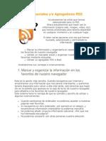 Agregadores RSS