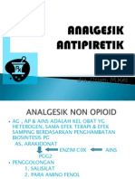 Farmakologi Analgesik Antipiretik