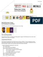 Malaysian Armed Forces Order of Battle Logistics.pdf