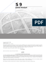 Tutorial Spatial Analysist ArGIS