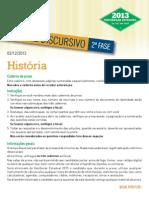 2013 ED Historia