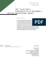 03 T Avermaete  ARCHITECTURE TALKS BACK.pdf