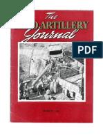 Field Artillery Journal - Mar 1945