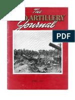 Field Artillery Journal - Apr 1945