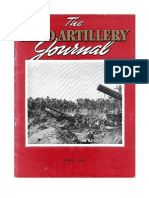 Field Artillery Journal - Apr 1945