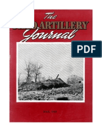 Field Artillery Journal - May 1945