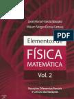 Elementos de Física Matemática Vol 2