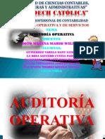 EXPOSICIÓN AUDITORÍA OPERATIVA