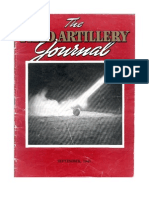 Field Artillery Journal - Sep 1945