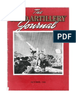 Field Artillery Journal - Oct 1945