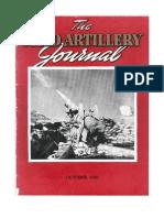Field Artillery Journal - Oct 1945