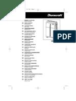 Duracraft AMD 8500E