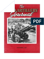 Field Artillery Journal - Nov 1945