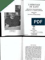 [1982] Tilliette (ed) L'heritage de Kant.pdf