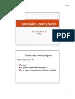 Sindromeshematologicos