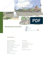 Wayside District Vision Plan