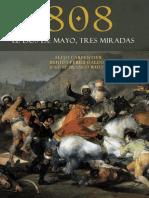 1808. El Dos de Mayo. Tres Miradas