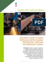 catálogo completo corte plasma