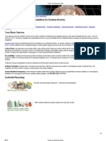 Trash & Recycling Collection Guidelines