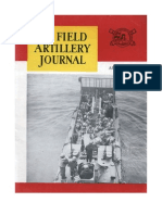 Field Artillery Journal - Aug 1946