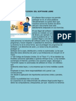 Reflexion Del Software Libre PDF