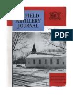 Field Artillery Journal - Nov 1946