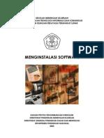 Menginstall Software