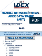 Tutorial Adex Data Trade
