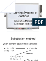 7 1 solving systems of equations