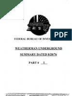 Weatherman Underground