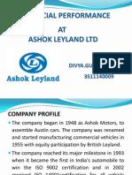 Ashok Leyland PPT