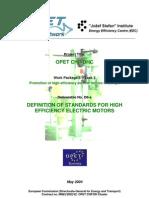 WP5 T2 High Efficiency EM Standards JSI Slovenia