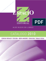 Espacio Editorial - Catalogo