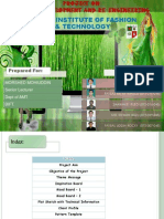 Assignment on Product Development